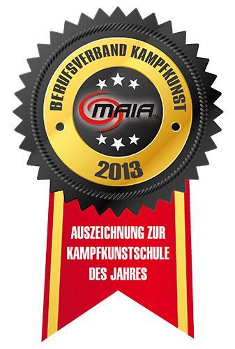 Bushido Esslingen gewinnt den Preis der MAIA-Deutschland