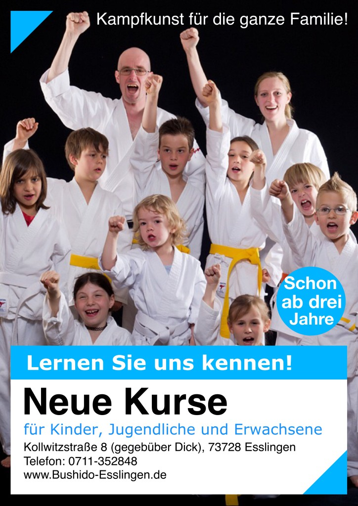 Karate Esslingen Anfänger